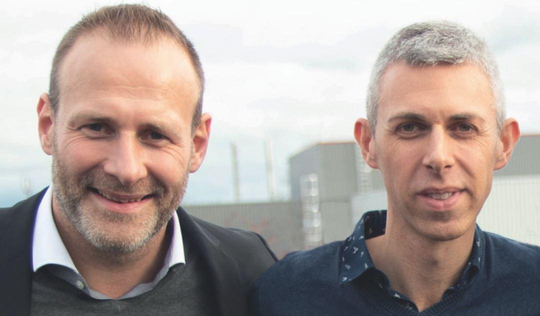 Matthieu Moor et Bruno Roloux