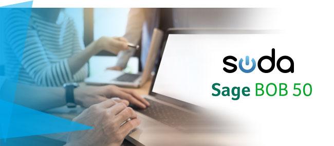 Sage BOB 50 intègre SODA